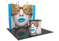 Vector Frame Modular Displays