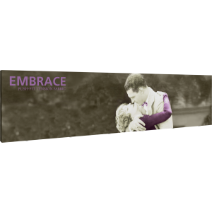 Embrace 30ft Full Height Push-fit Tension Fabric Display